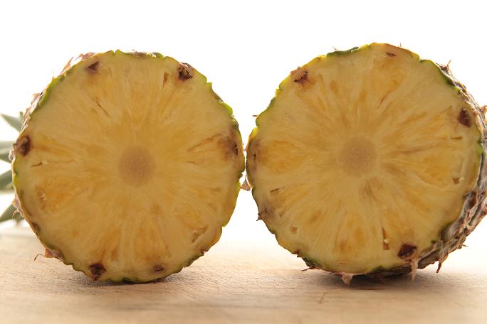 Centre ananas