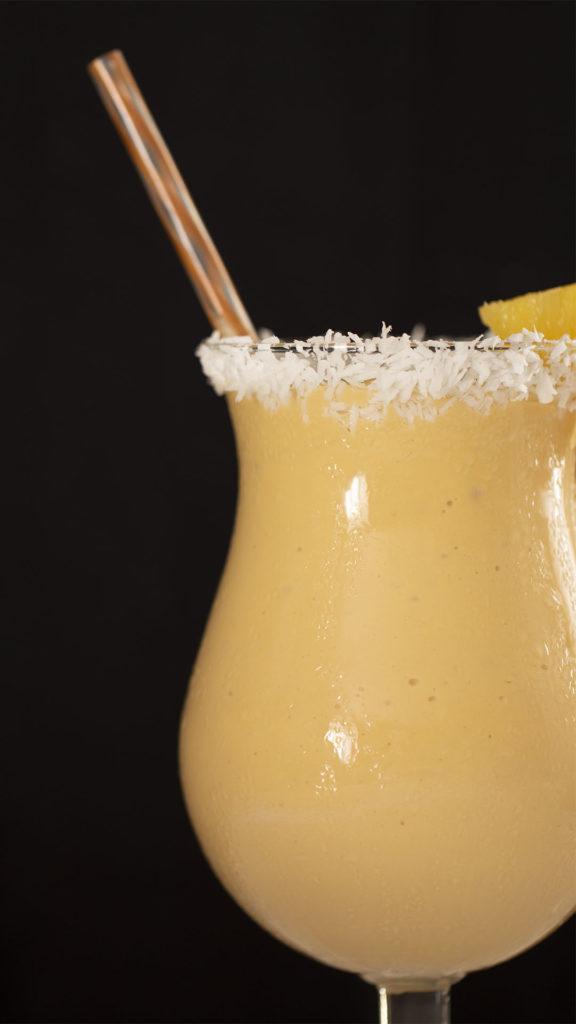 Piña colada - Cocktail sans alcool